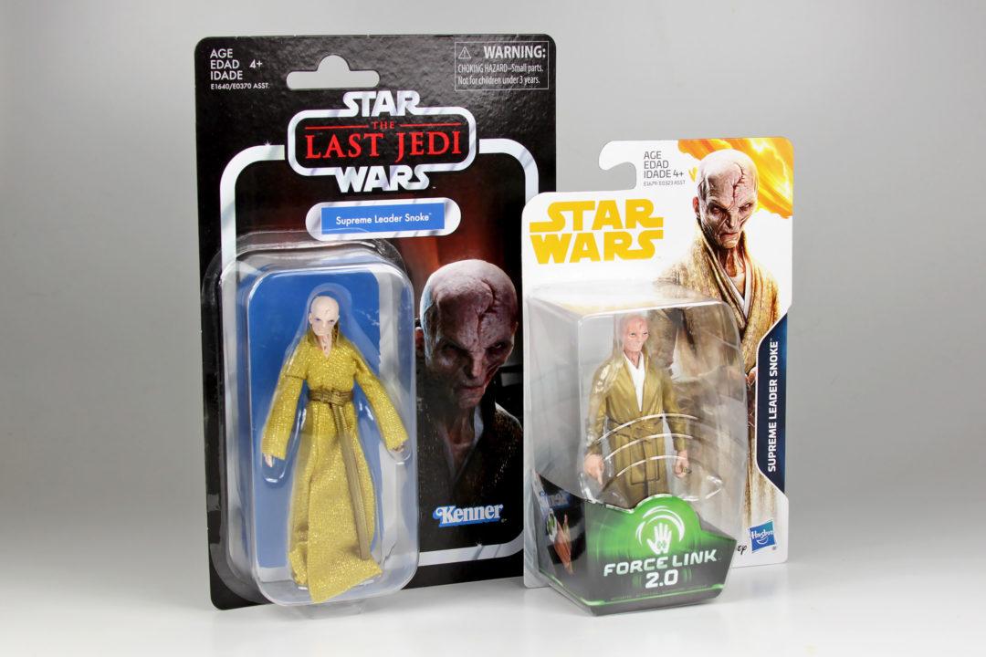 Supreme Leader Snoke Figures