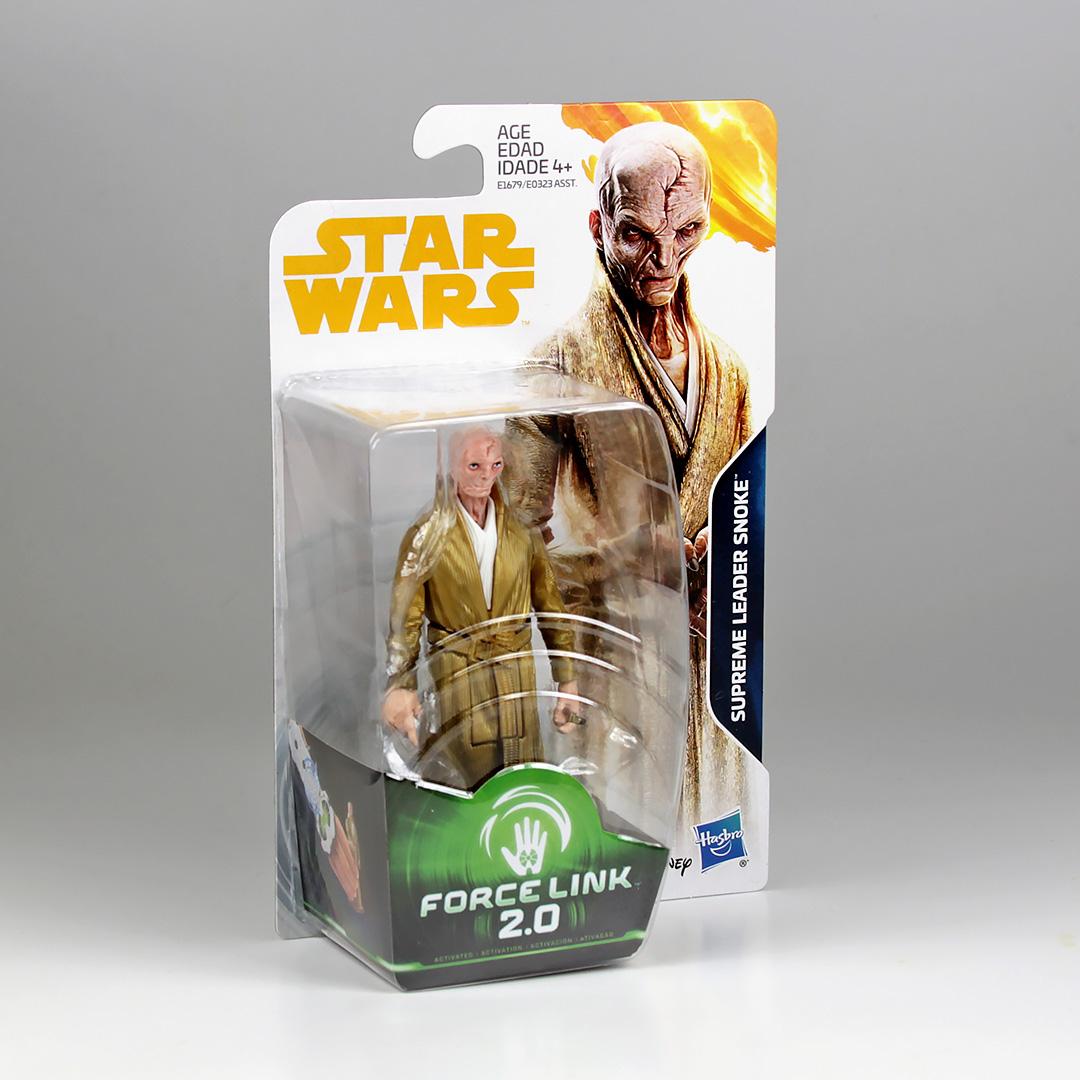 Supreme Leader Snoke 5POA (Force Link) action figure