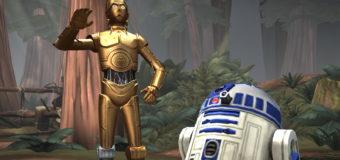 Unlocking C-3PO in SWGOH