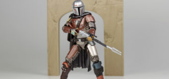 Carbonized Black Series 6″ Mandalorian Action Figure