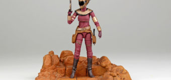 The Vintage Collection Zorii Bliss 3.75″ Action Figure