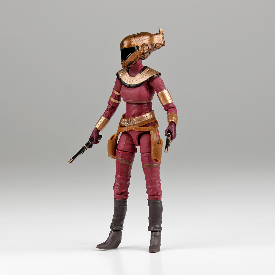 The Vintage Collection Zorii Bliss figure