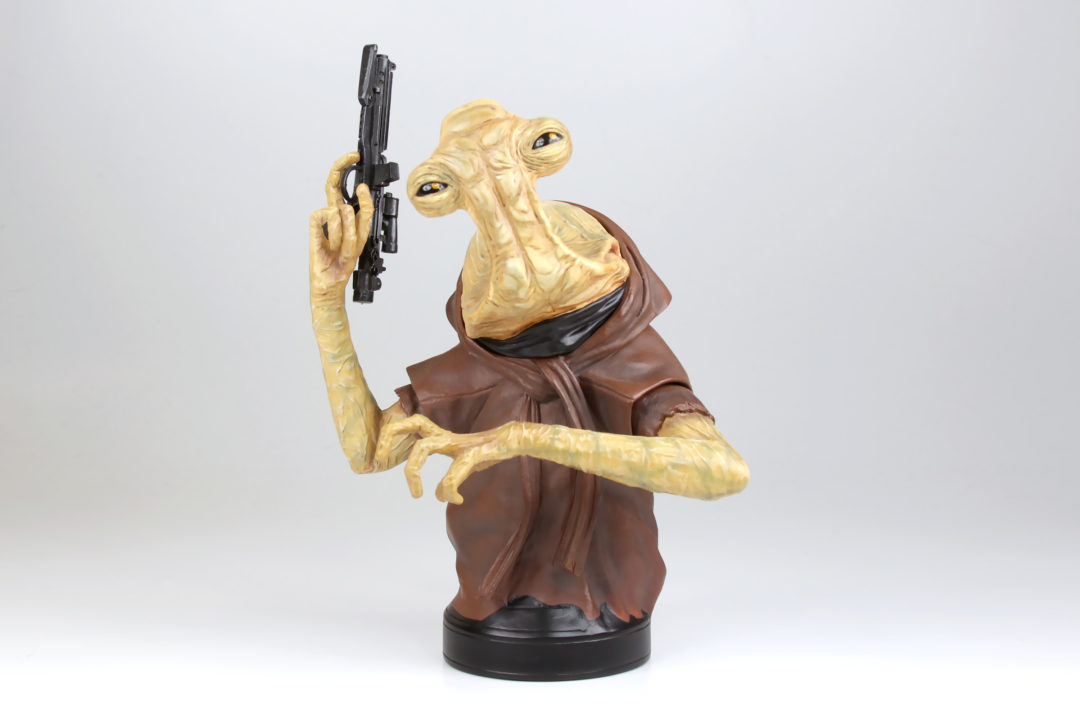 Momaw Nadon (Hammerhead) Mini-Bust by Gentle Giant