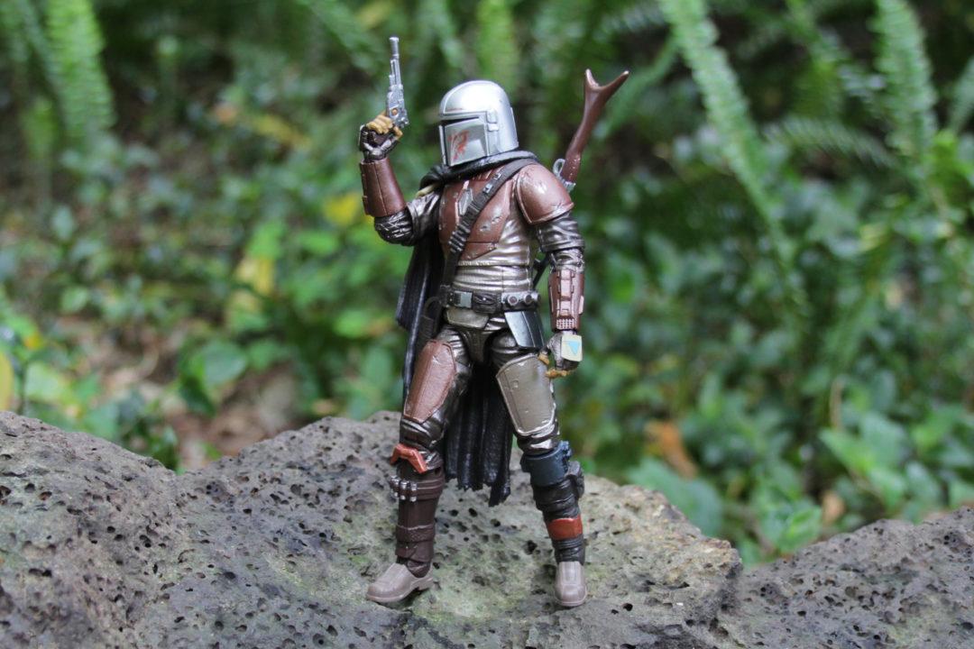 Carbonized Black Series 6″ Mandalorian Action Figure
