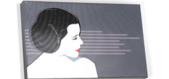 Princess Leia Art Canvas