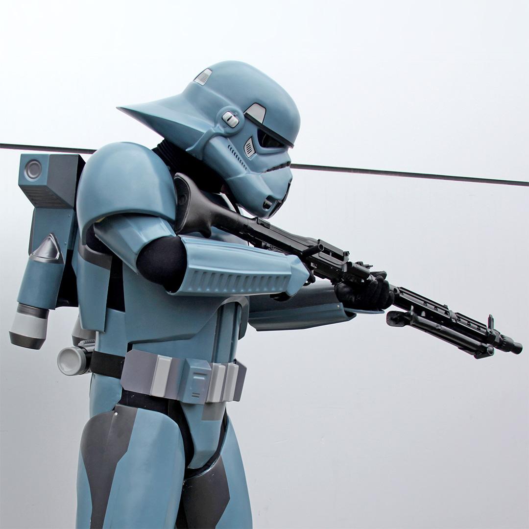 Fall For Costume - Darktrooper