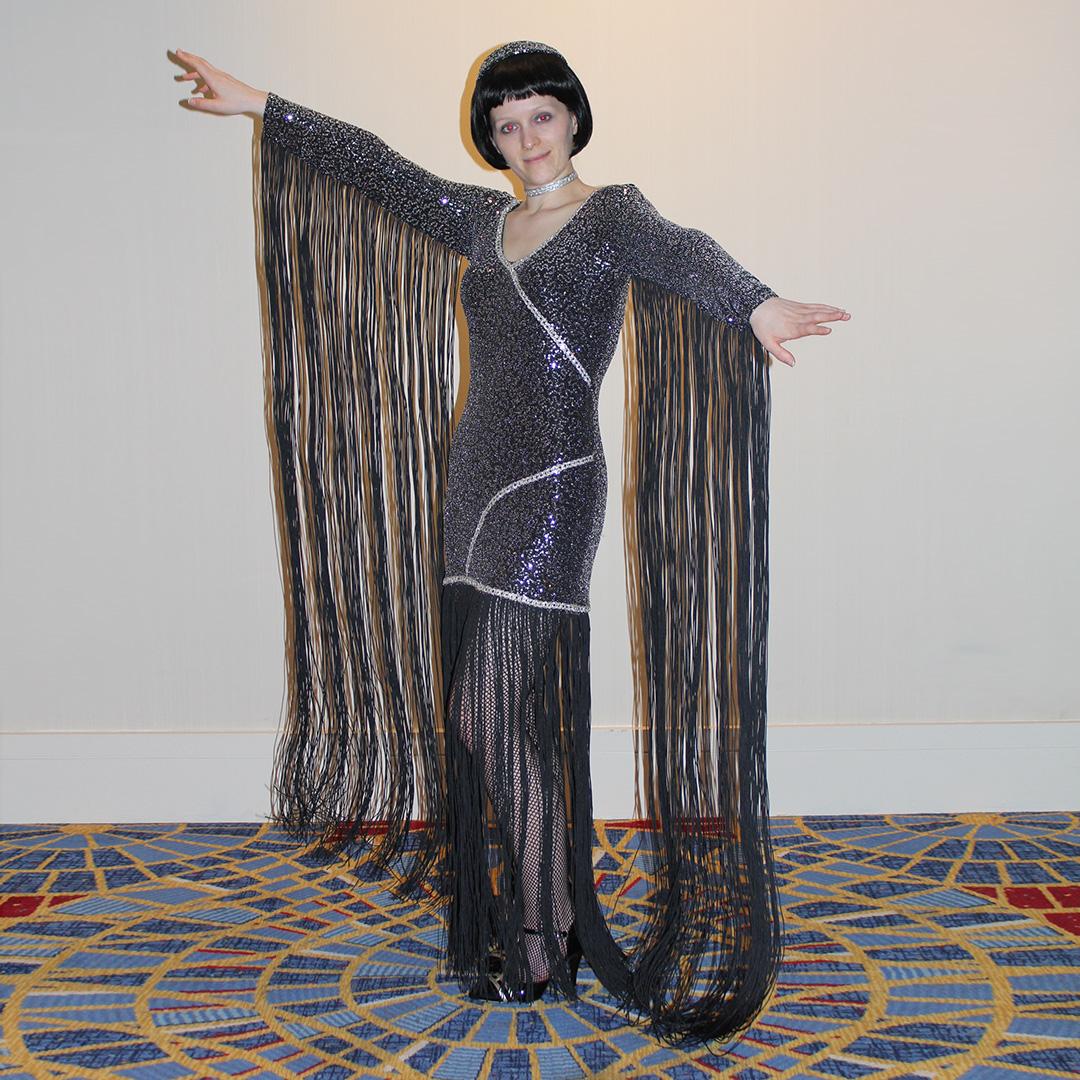 Fall For Costume - Renee Devereaux