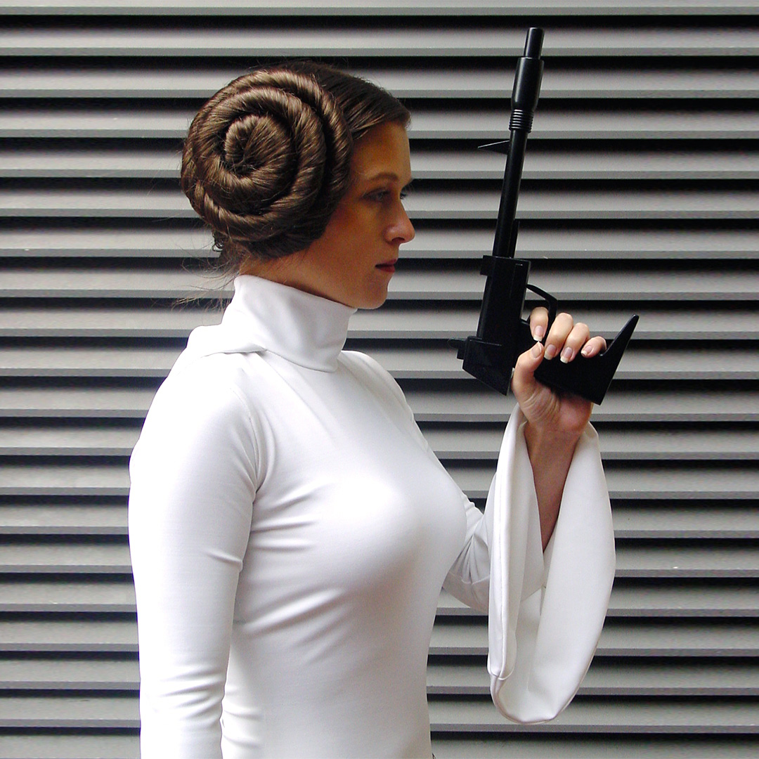 Fall For Costume - Gentle Giant Animated-Style Princess Leia