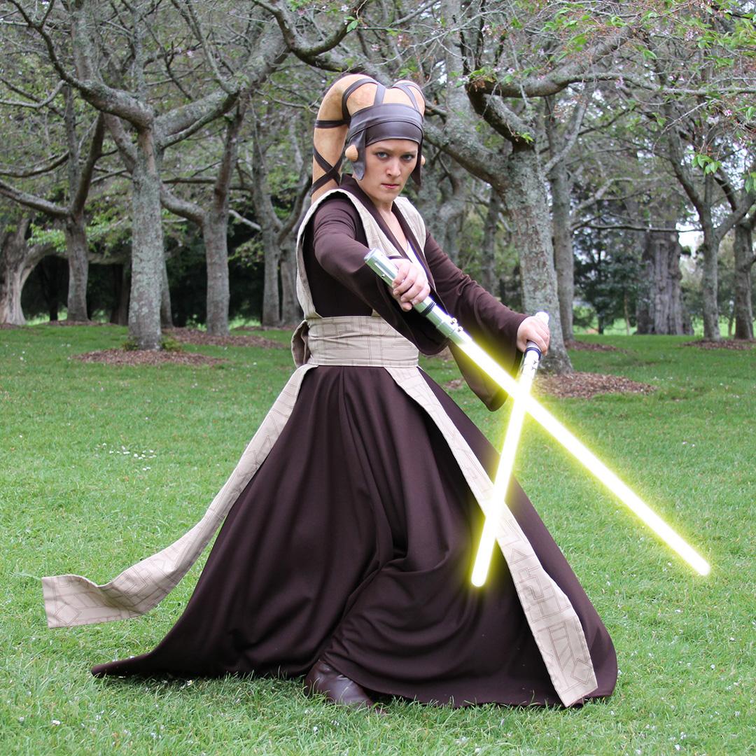 Fall For Costume - Jedi Historian