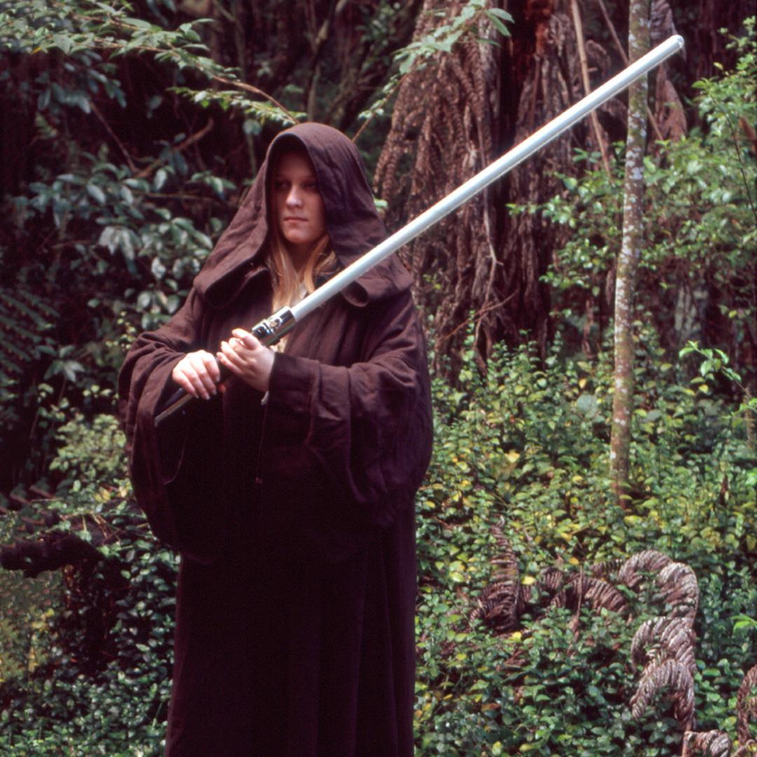 Fall For Costume - Jedi Knight