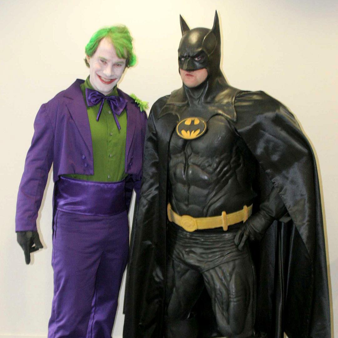 Fall For Costume - The Joker