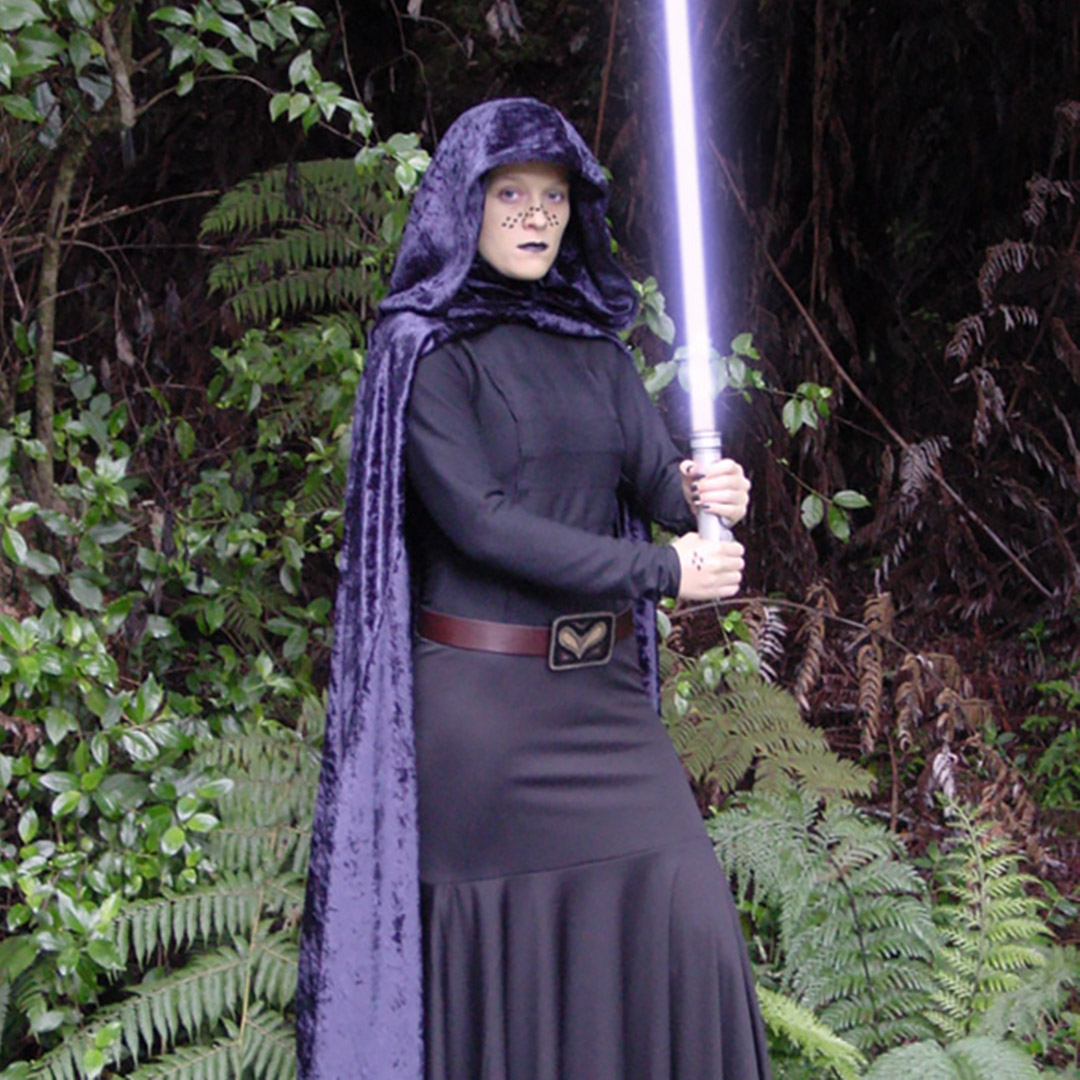 Fall For Costume - Barriss Offee