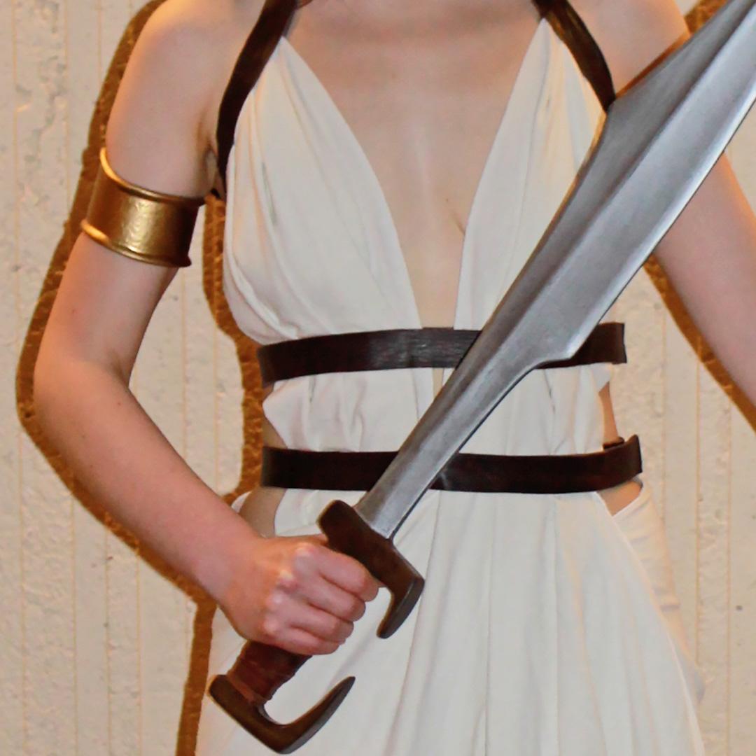 Fall For Costume - Queen Gorgo, Farewell Dress