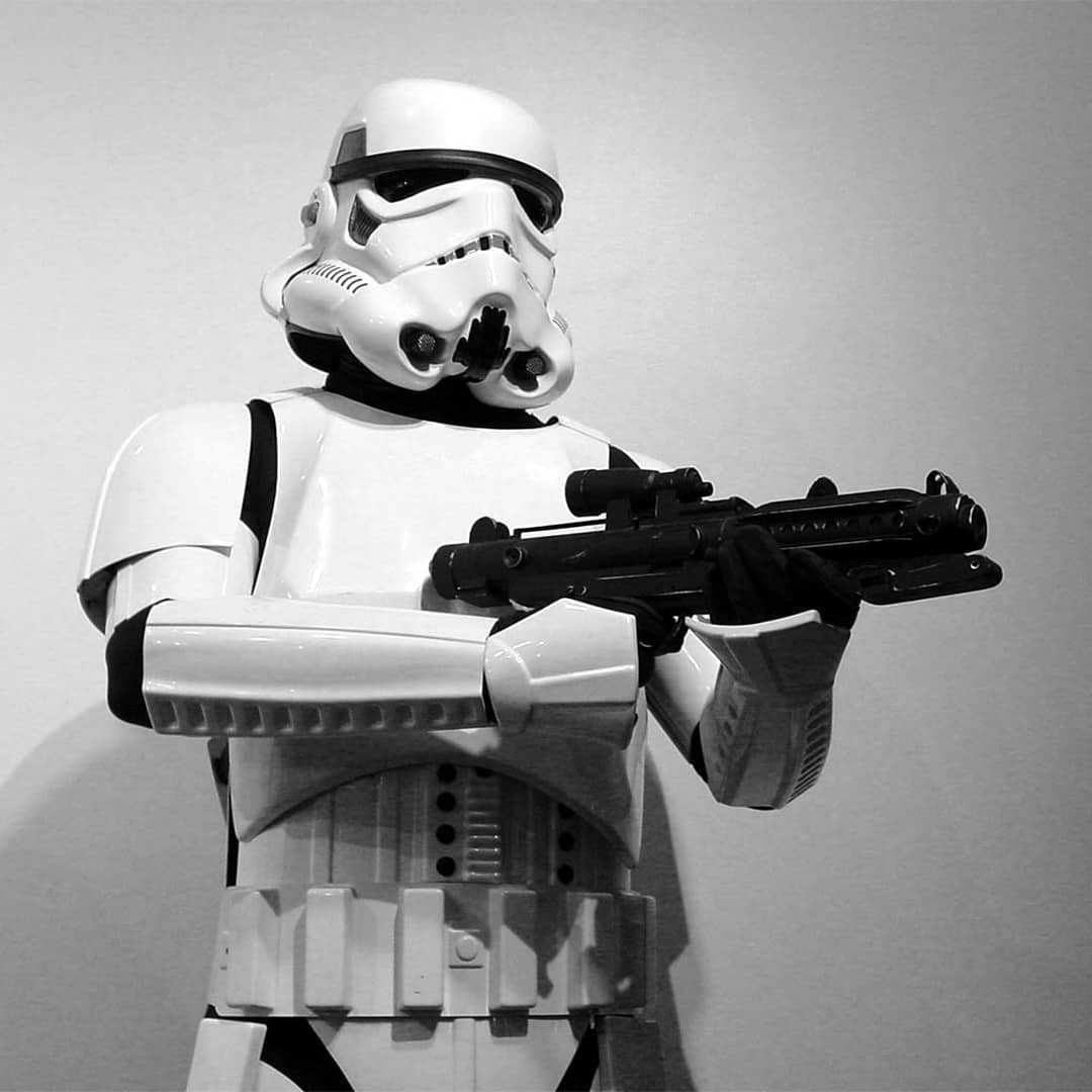 Fall For Costume - Stormtrooper