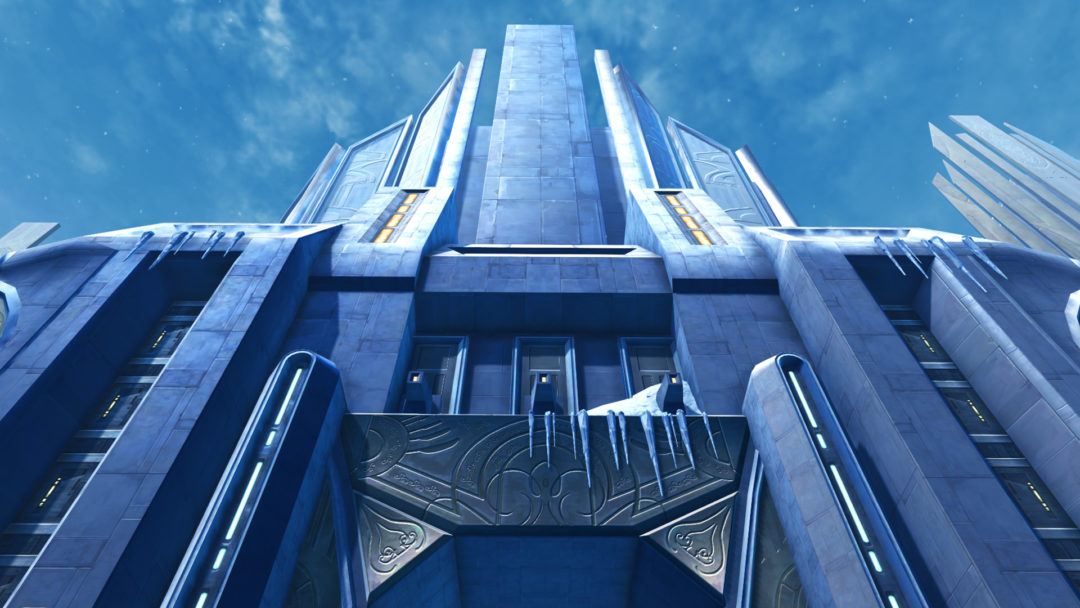 Star Wars: The Old Republic - Alderaan Stronghold