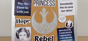 Star Wars Inspiration Board DIY