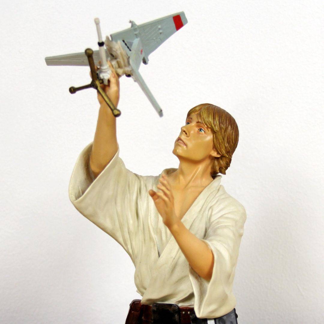 Luke Skywalker, Tatooine Farmboy, Mini-Bust by Gentle Giant