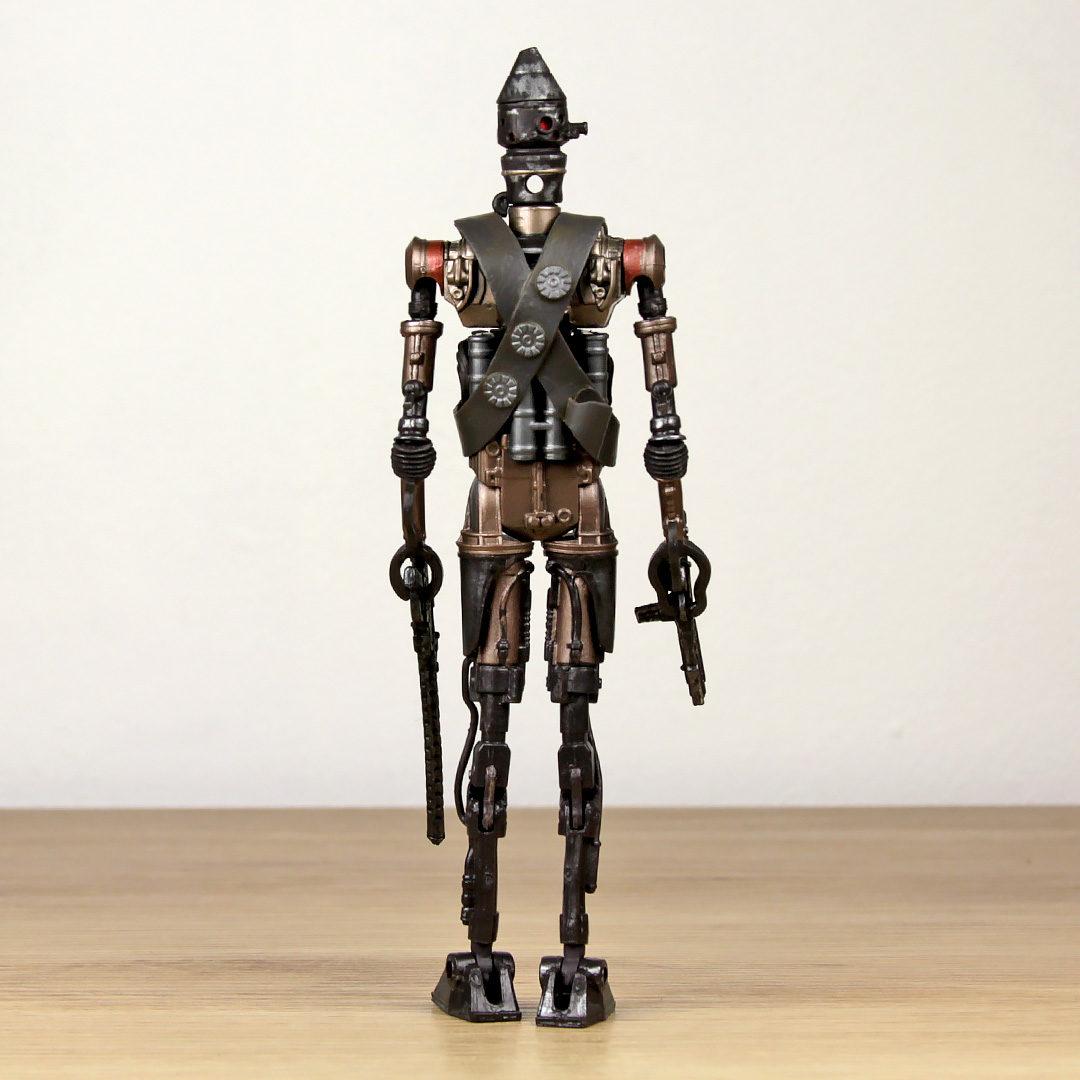 "Star Wars: The Black Series - IG-11 6"" Figure"