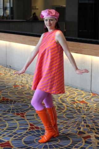 Austin Powers Dancer