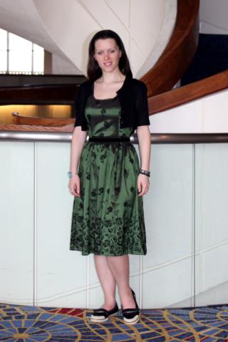 Bella Swan, Birthday Dress