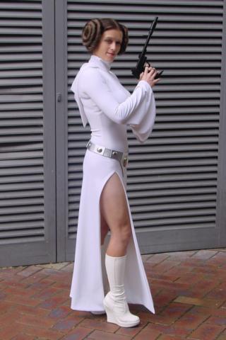 "Princess Leia (""Gentle Giant"" version)"