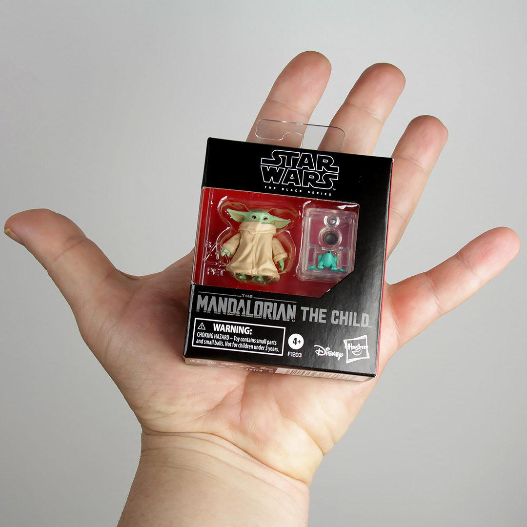 "The Child ""Baby Yoda"" Black Series Figure"