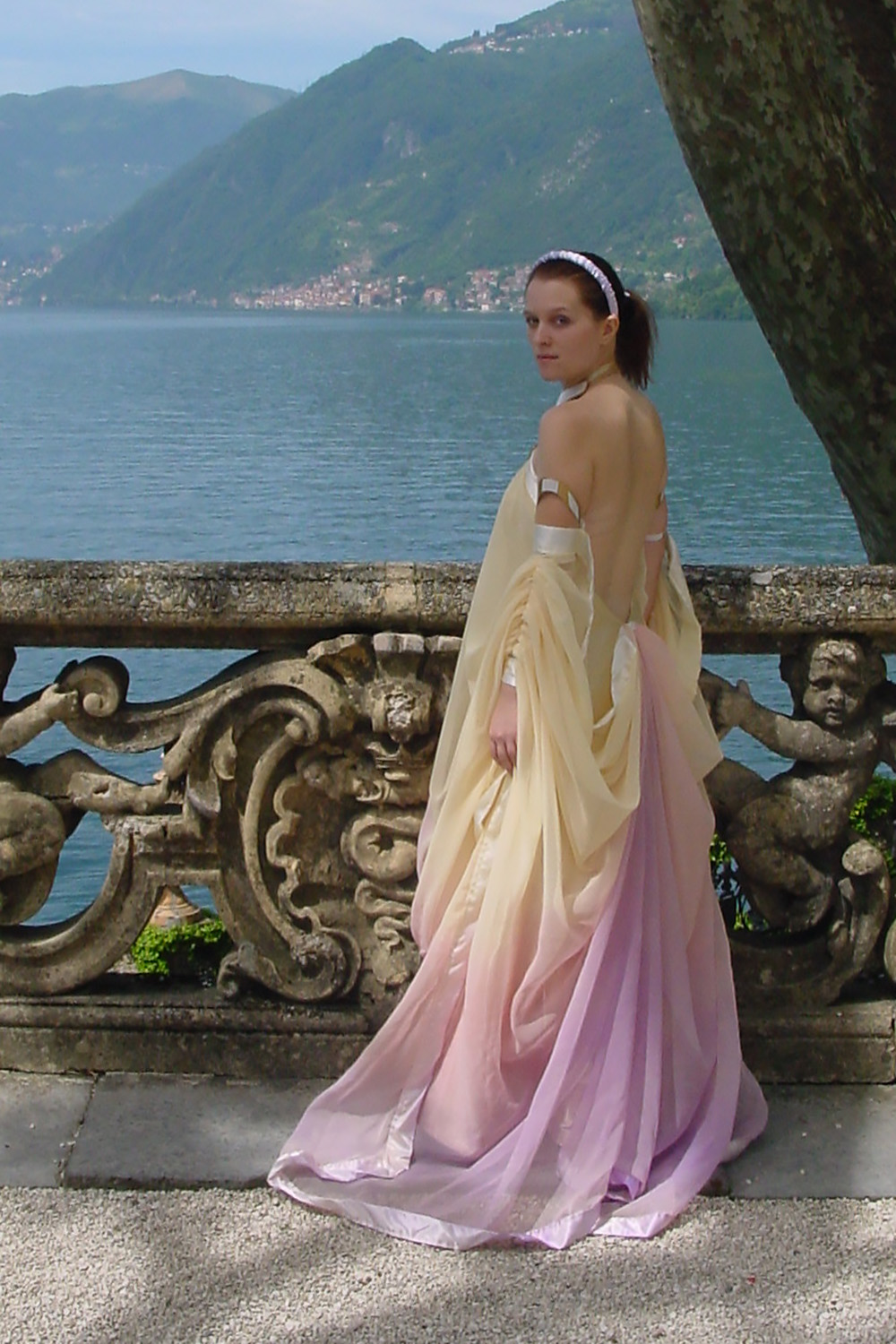 Padme Amidala, Naboo Lake Retreat