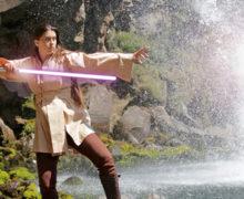 Star Wars Lightsaber Photoshop Tutorial