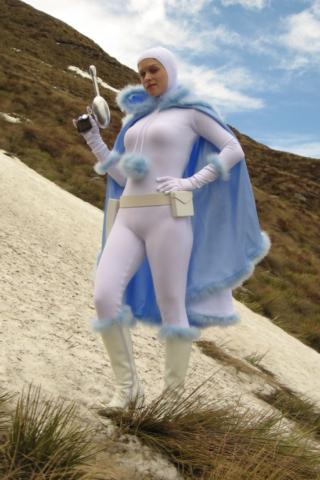 Padme Amidala, Ilum Outfit (Snowbunny)