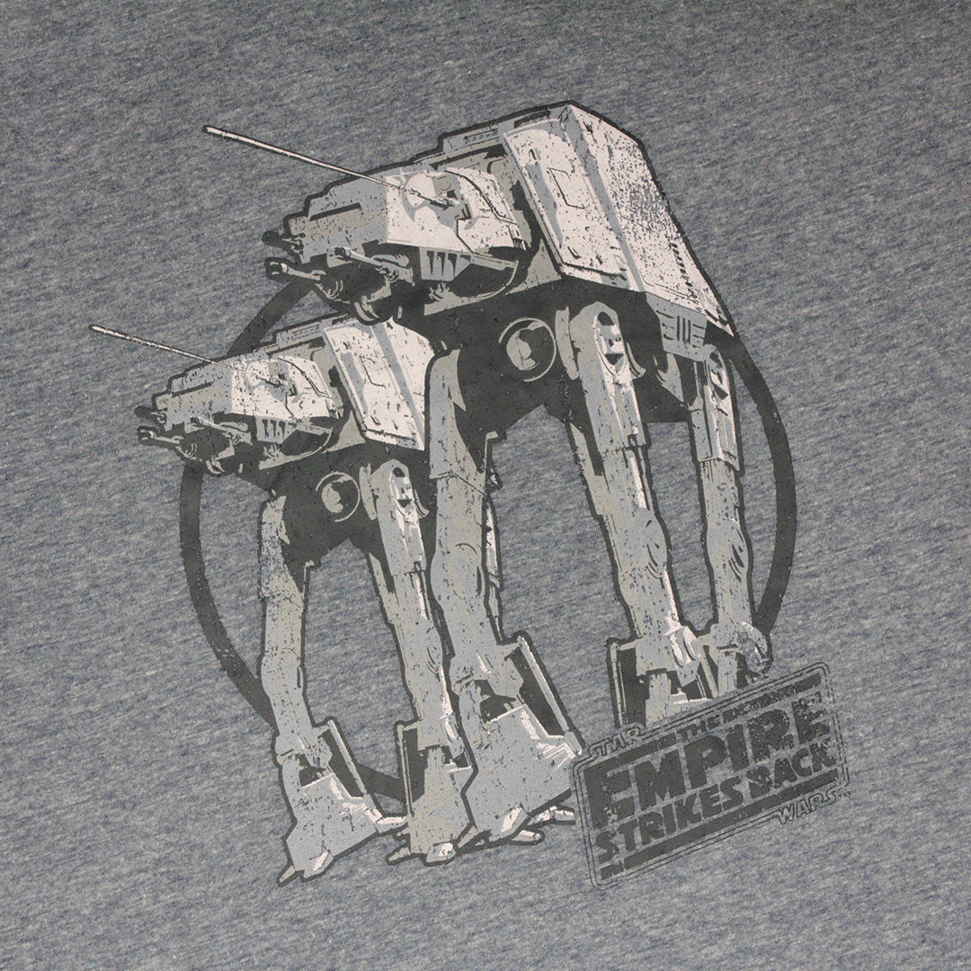 The Empire Strikes Back t-shirts