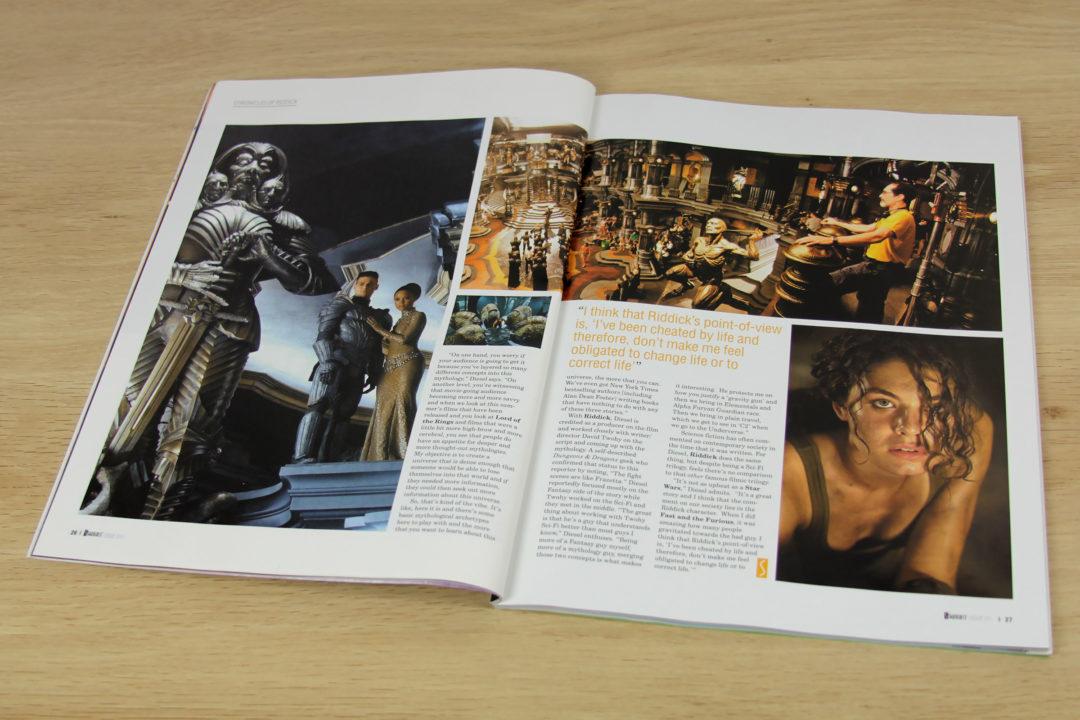 Starburst Issue 311 - The Chronicles of Riddick