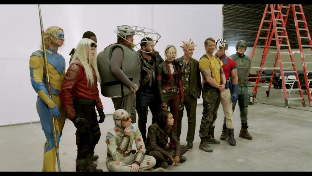 Harley Quinn - The Suicide Squad Behind-the-Scenes (DC FanDome)