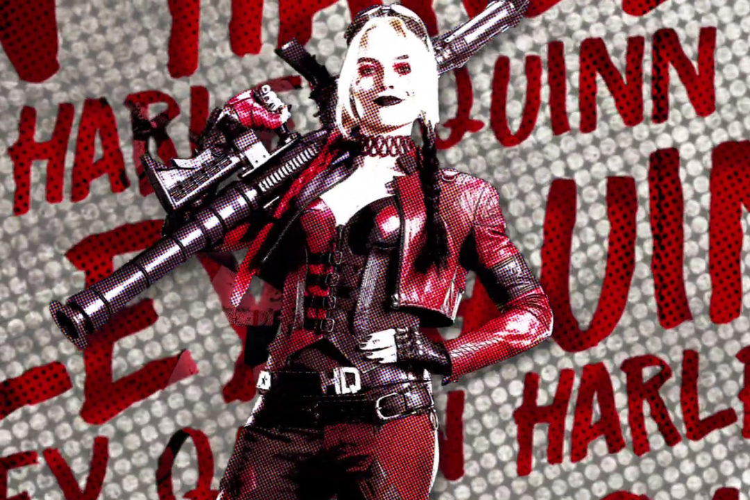 Harley Quinn - The Suicide Squad