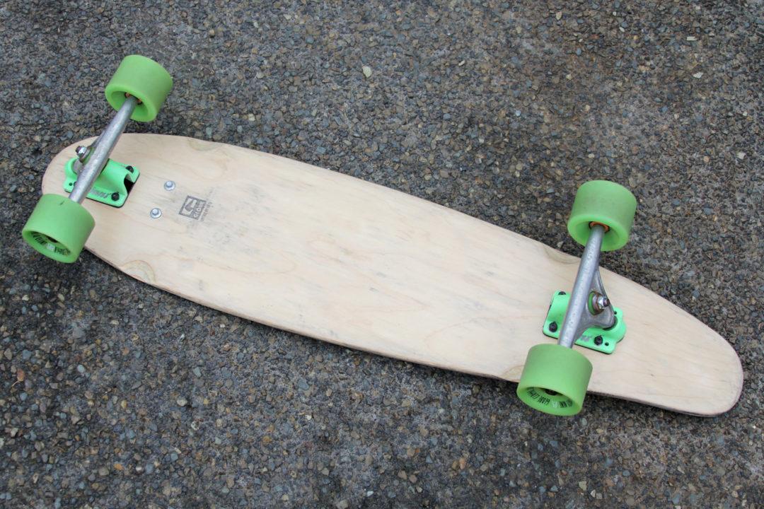 Custom Star Wars Skateboard - Before