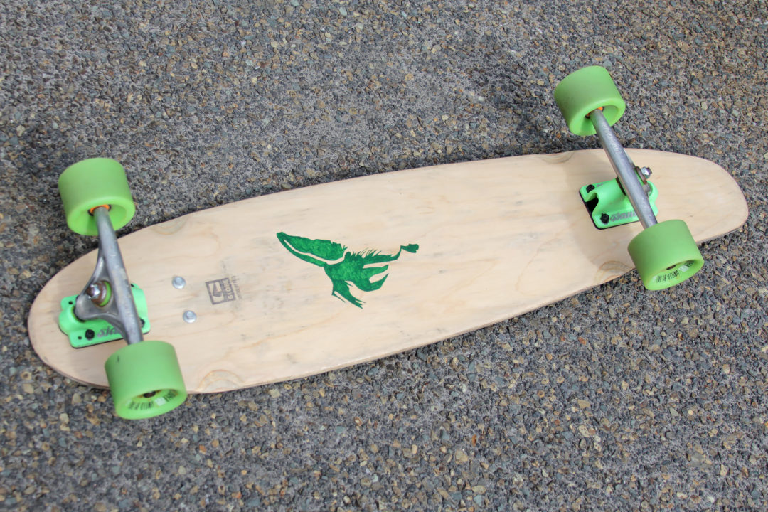 Custom Star Wars Skateboard - Work in Progress