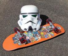 Skateboard Deco – Star Wars Stickers