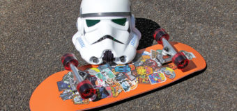 Skateboard Deco – Star Wars Stickers
