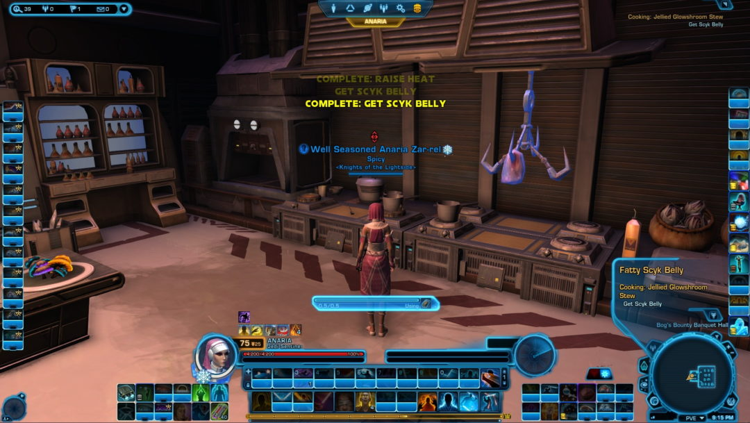 Star Wars The Old Republic - Feast of Prosperity