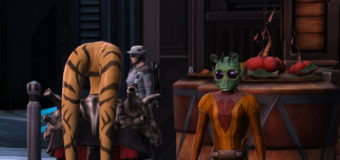 SWTOR – Feast of Prosperity Event Playthrough