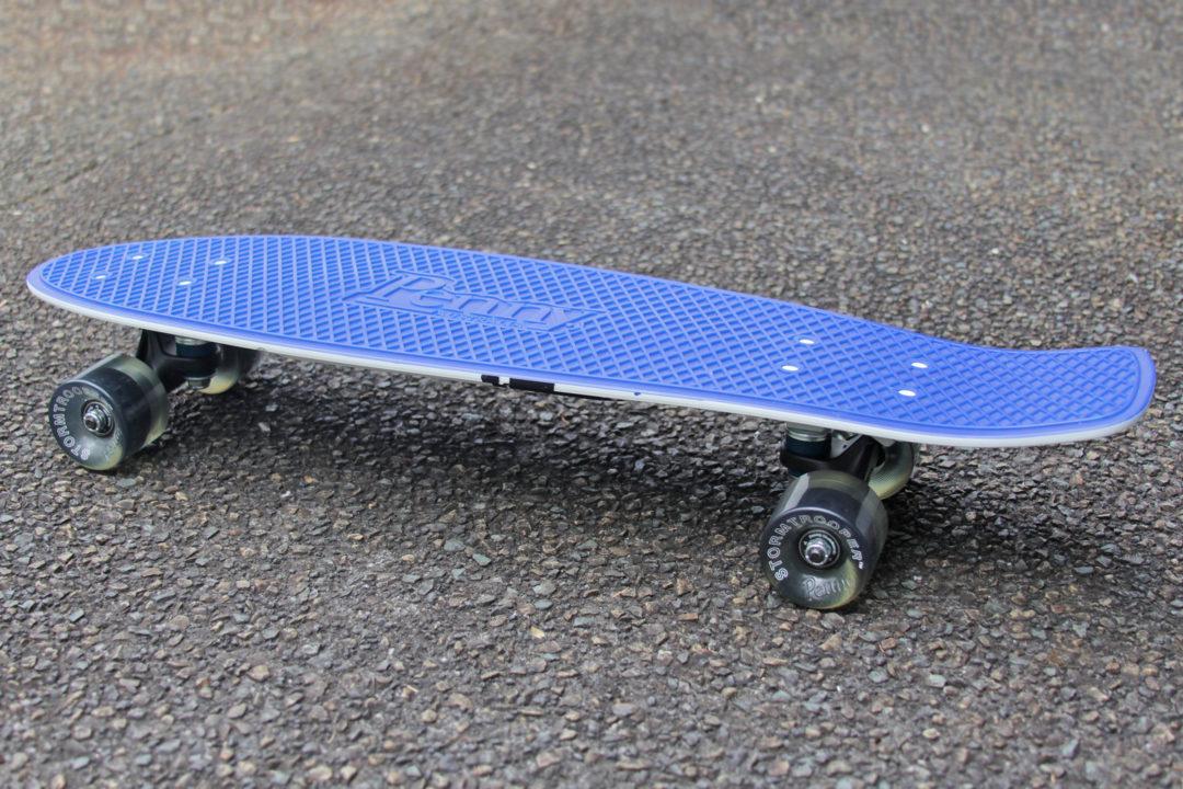 Stormtrooper Skateboard by Penny Skateboards