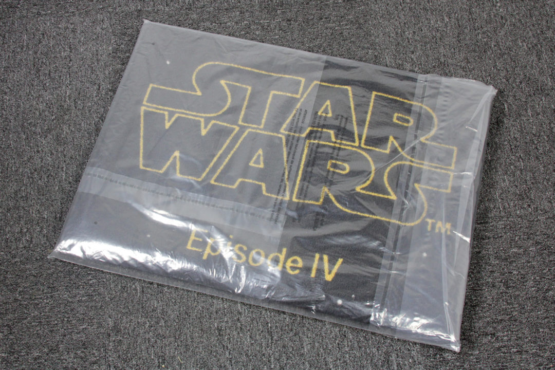 Star Wars Episode IV: A New Hope opening crawl rug