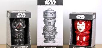 Our Star Wars Geeki Tiki Family