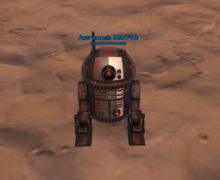 May The 4th – SWTOR Droid Pet 2021